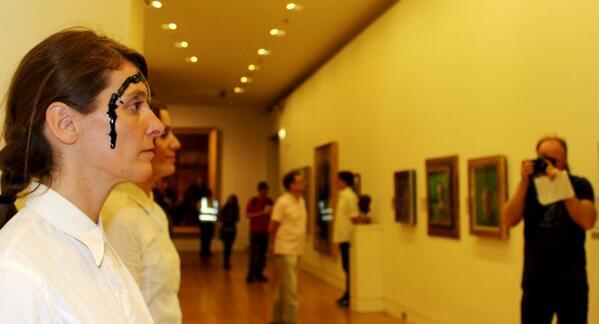 National Portrait Gallery - BP Demo