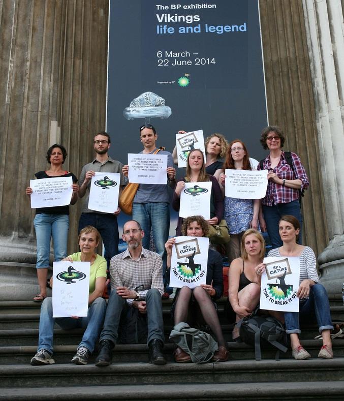 British Museum Group Photo